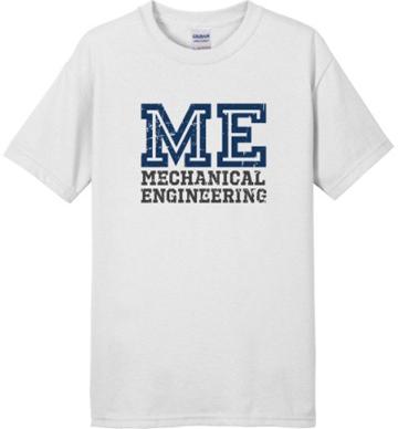 ME - Mechanical Engineering shirt design
