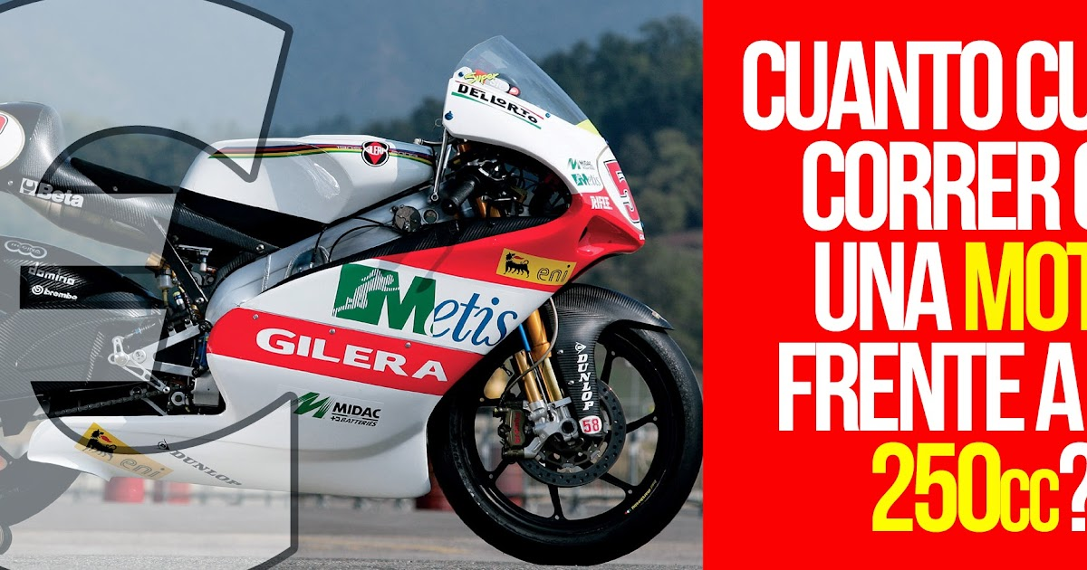 Cuanto cuesta correr con una moto2 frente una 250cc 2t for Cuanto cuesta pintar una moto