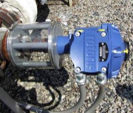 Rotork Control Valve Actuator