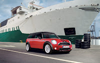 Mini Cooper Wallpapers #1