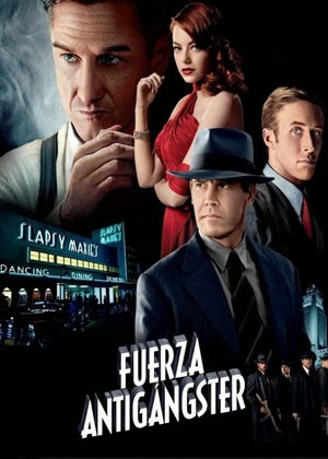 Fuerza Antigangster (2013)