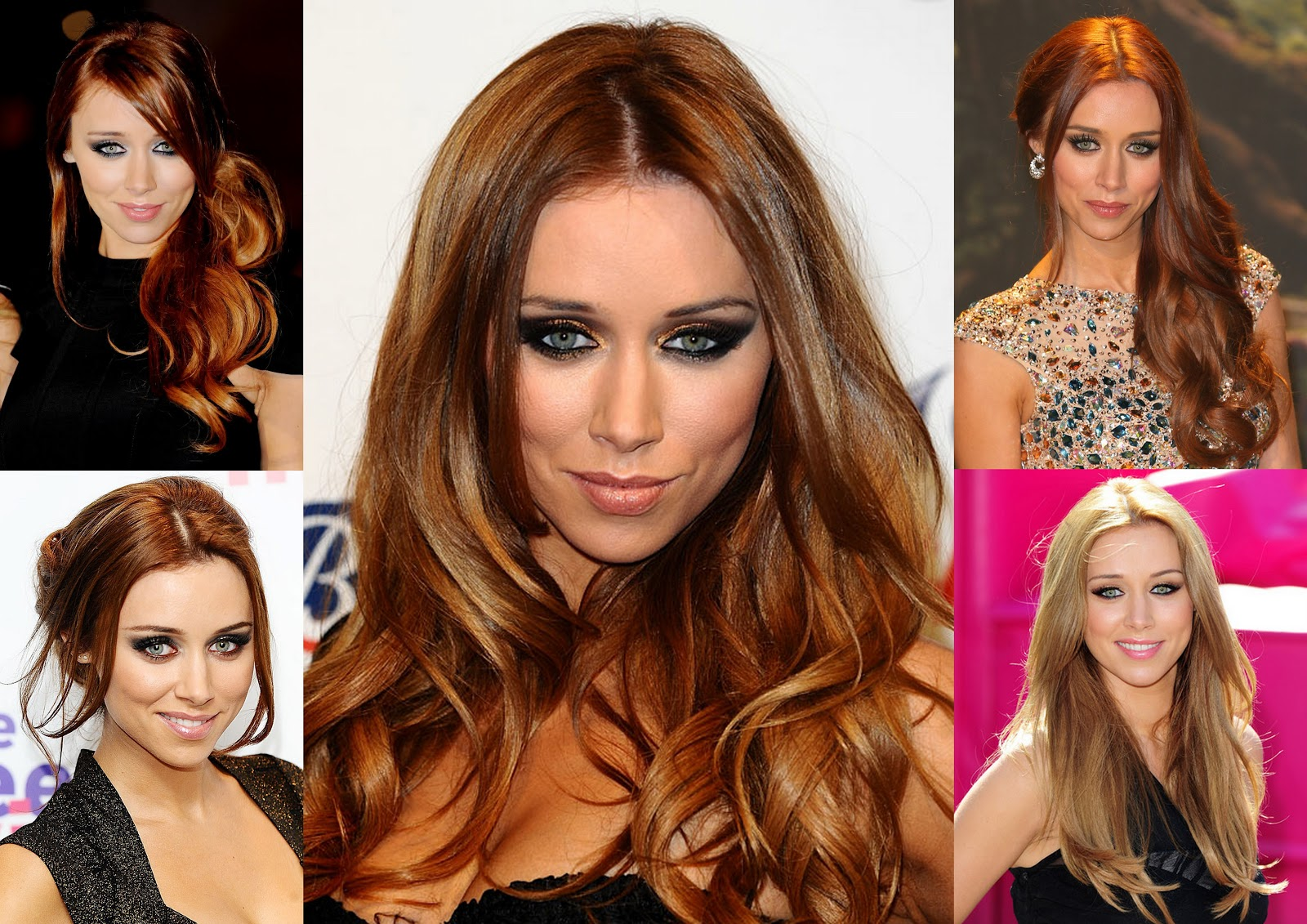 Frills And Thrills The Saturdays Hairstyle Inspiration