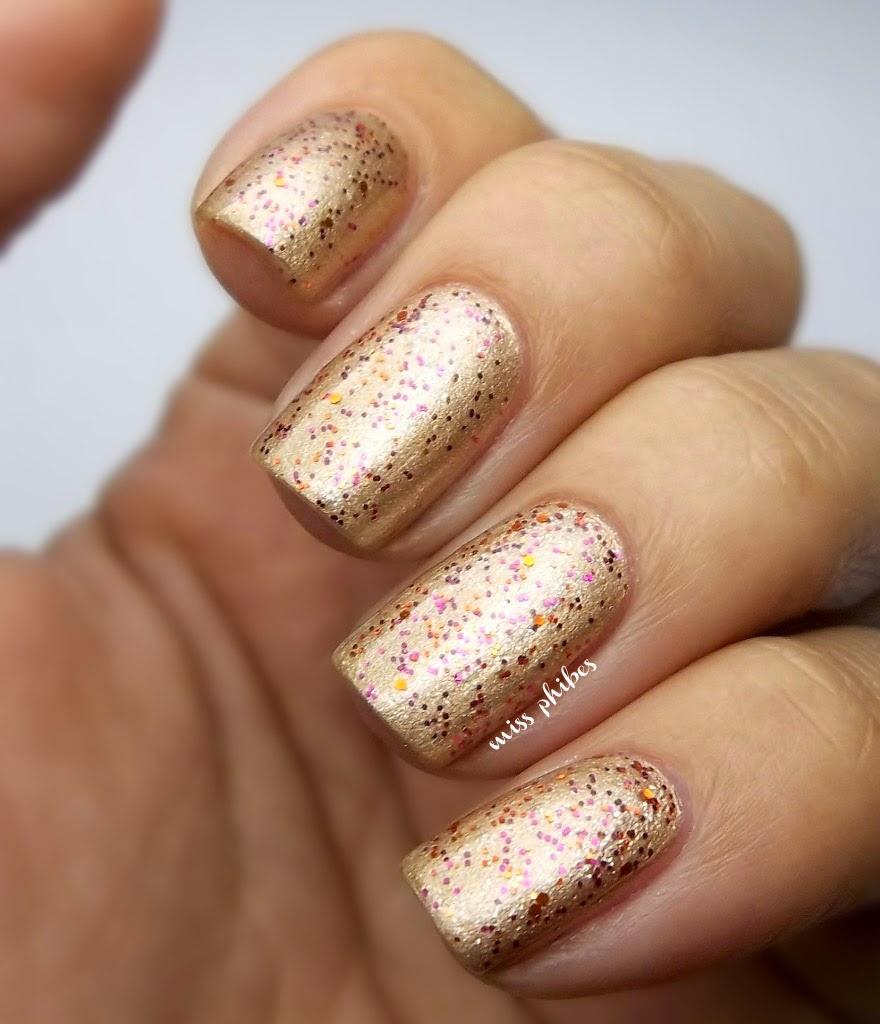 Glitters uñas