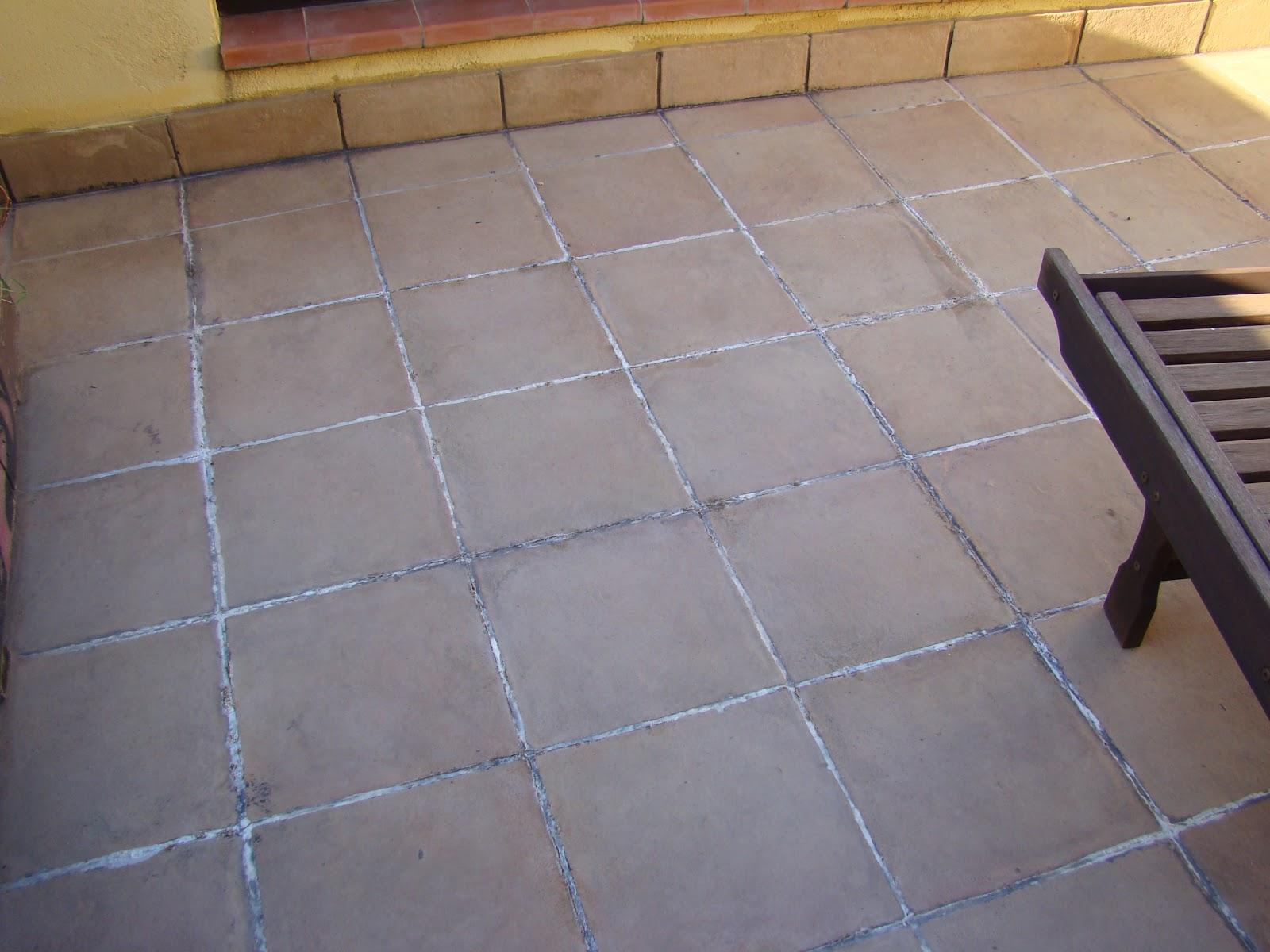 Rellenar juntas suelo terrazo pasta vitrificada with - Blanquear juntas azulejos ...