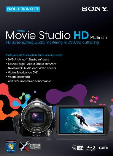 Download Sony Vegas Movie Studio HD Platinum v11