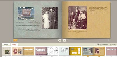 Olive Tree Genealogy Blog - Creating Memory Books