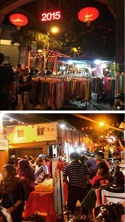 jb BAZAR many stall selling local products