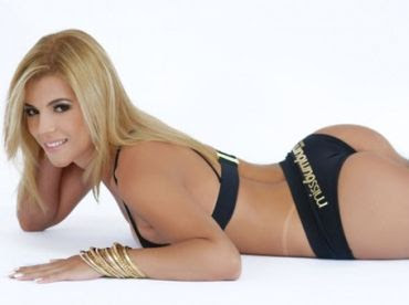 Capa revista Sexy - Janeiro 2012 - Rosana Ferreira 5