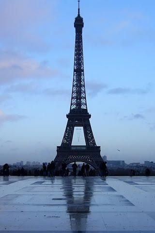 Free Wallpapers For Iphone Eiffel Tower Paris France