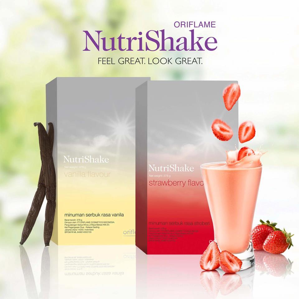 nutrishake minuman nutrisi dari oriflame all about oriflame