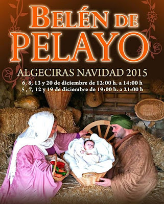 BELÉN VIVIENTE DE PELAYO - ALGECIRAS 2015 - CÁDIZ