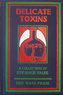 Delicate Toxins, 2011, copertina