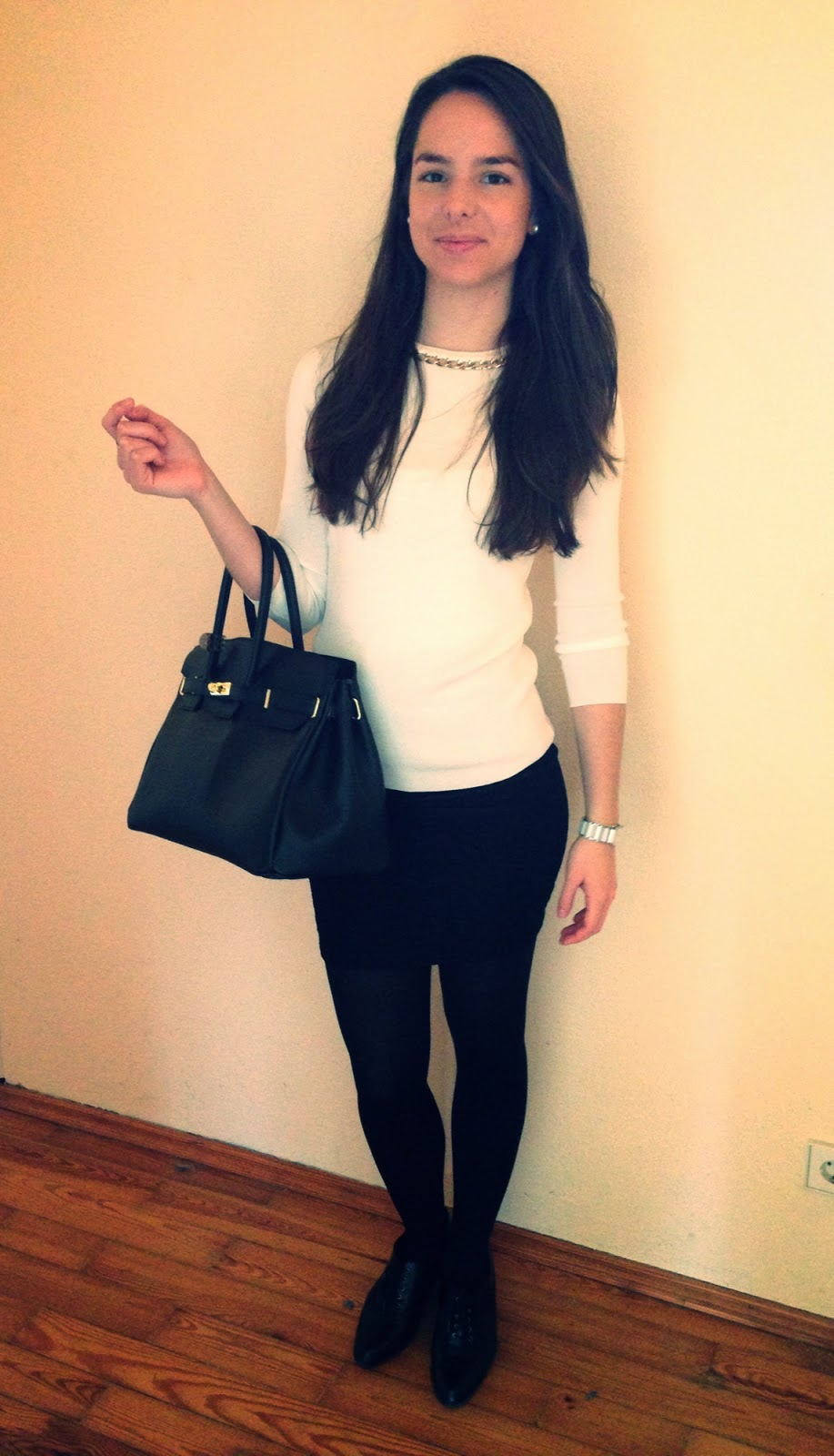 Zara Jersey Outfit of the Day