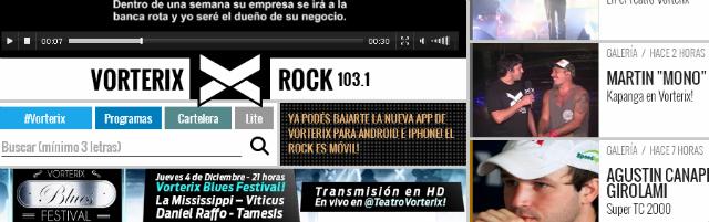 VORTERIX Rock