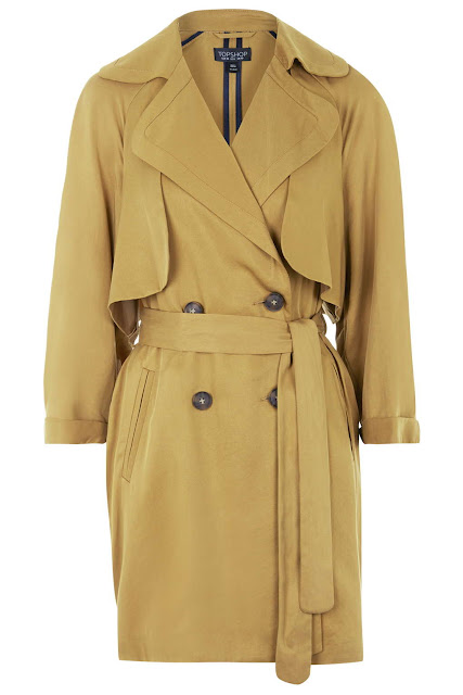 topshop trench coat, topshop camel coat, camel trenchcoat, belted trenchcoat,