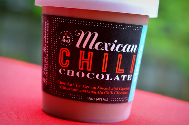 The Ice Cream Informant: REVIEW: Steve's Mexican Chili Chocolate