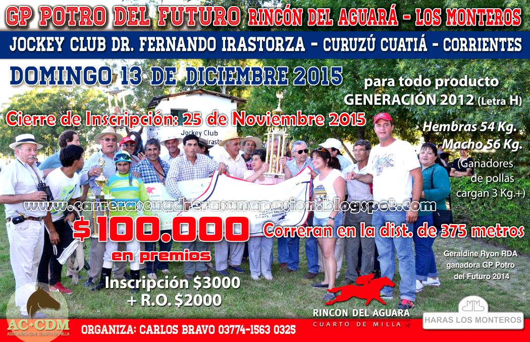 GP POTRO DEL FUTURO - 13.12.2015