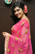 Adah Sharma Gorgeous in Pink Saree-thumbnail-7