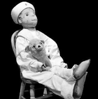 5 Boneka Menyeramkan Yang Dirasuki Hantu