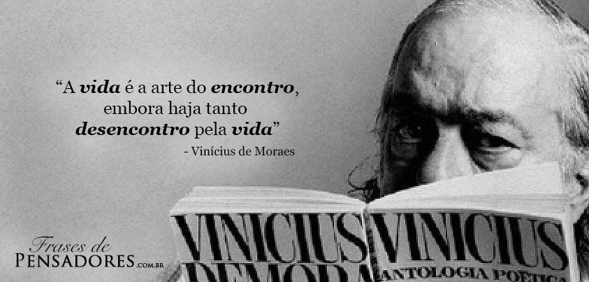 Vinicius de Moraes - Biografia - releituras.com