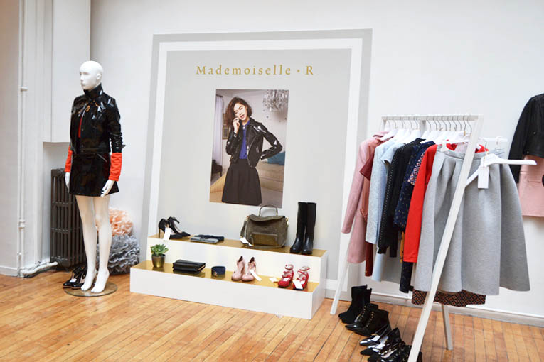 la redoute, press day, hiver collection, hiver 2015, decoration, laura clement, madmoiselle r, soft grey, Jacquemus