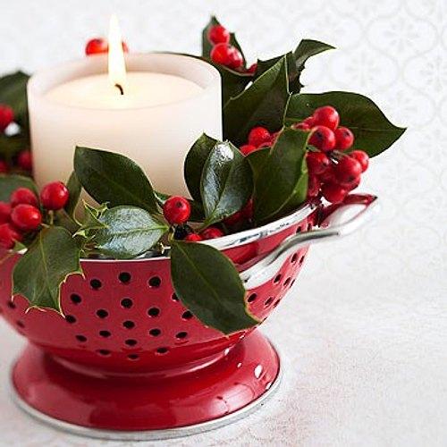 5 ideas para decorar la cocina en navidad