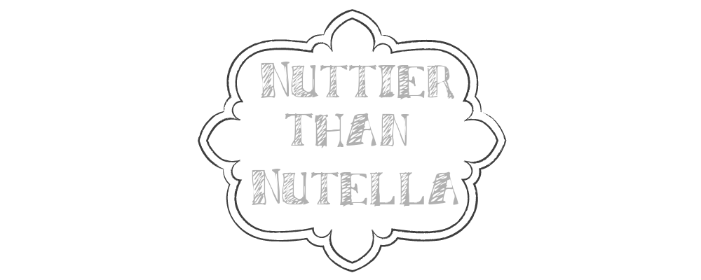 Nuttier Than Nutella