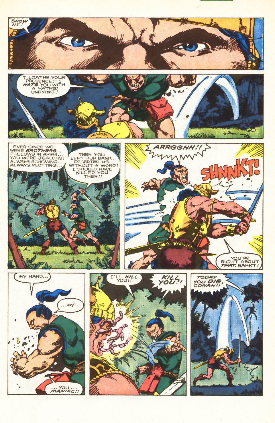 Conan the Barbarian (1970) Issue #198 #210 - English 10