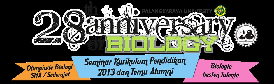 Pendidikan Biologi Universitas Palangkaraya