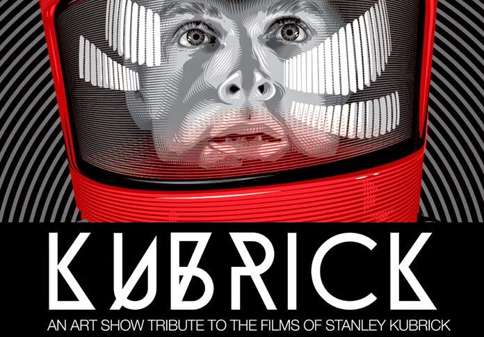 KUBRICK - An Art Show Tribute by Spoke Art Gallery