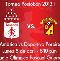 Ver Deportivo Rionegro vs América de Cali EN VIVO Partido