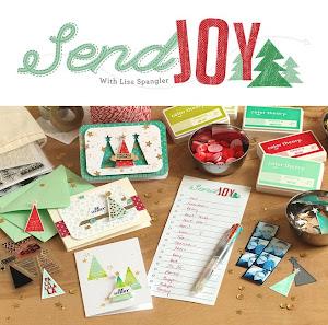 Send Joy Online Card Class w/ Lisa Spangler