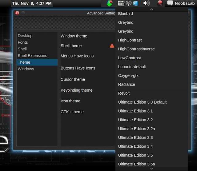 Ubuntu temas final
