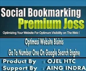 Social Bookmark Premium Joss Berkualitas