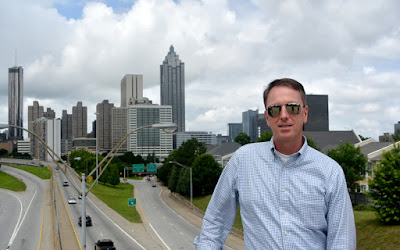 Big Zombie Tour - Part I, Atlanta Movie Tours, Travis S. Taylor