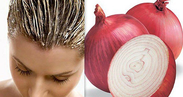 Comment faire pousser ses cheveux plus vite avec cette simple astuce - Faire pousser des oignons ...