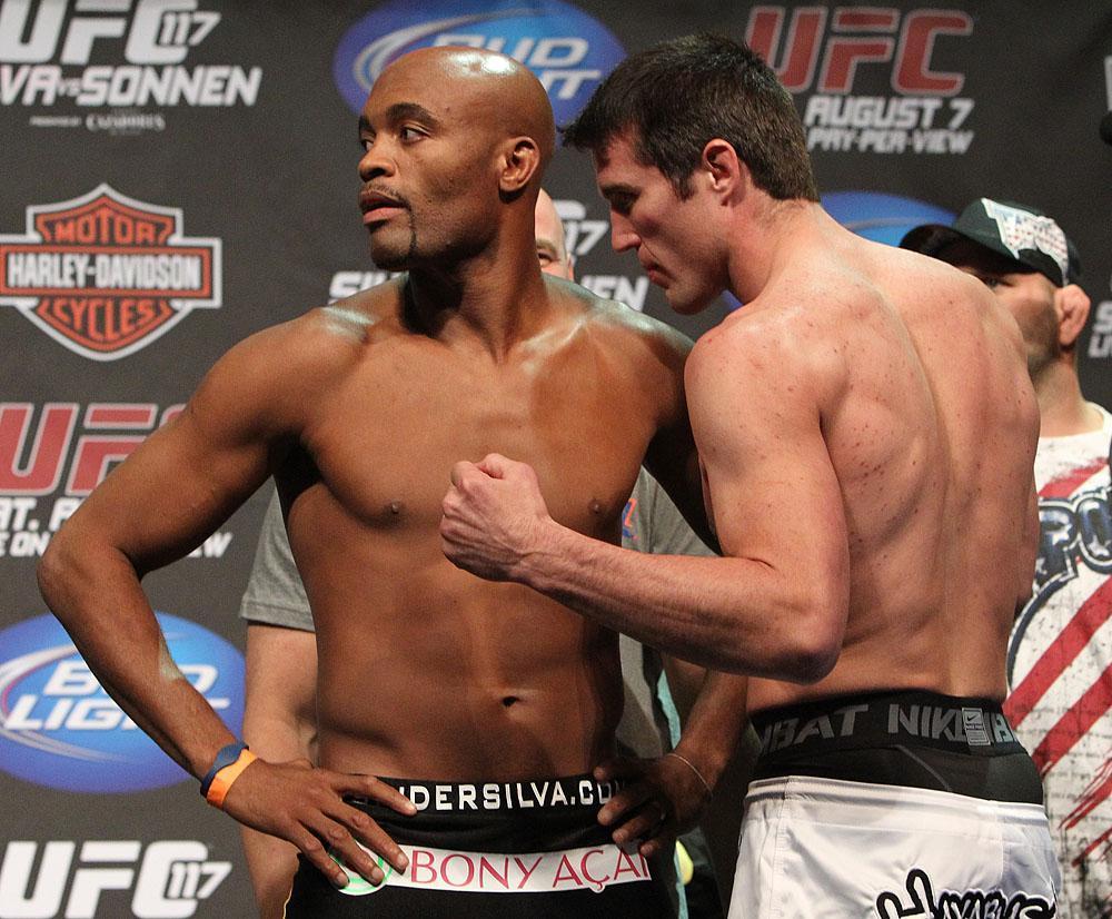 UFC 127 Weigh in Video, UFC 127