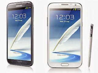 Samsung Galaxy Note II Spesifikasi dan Harga
