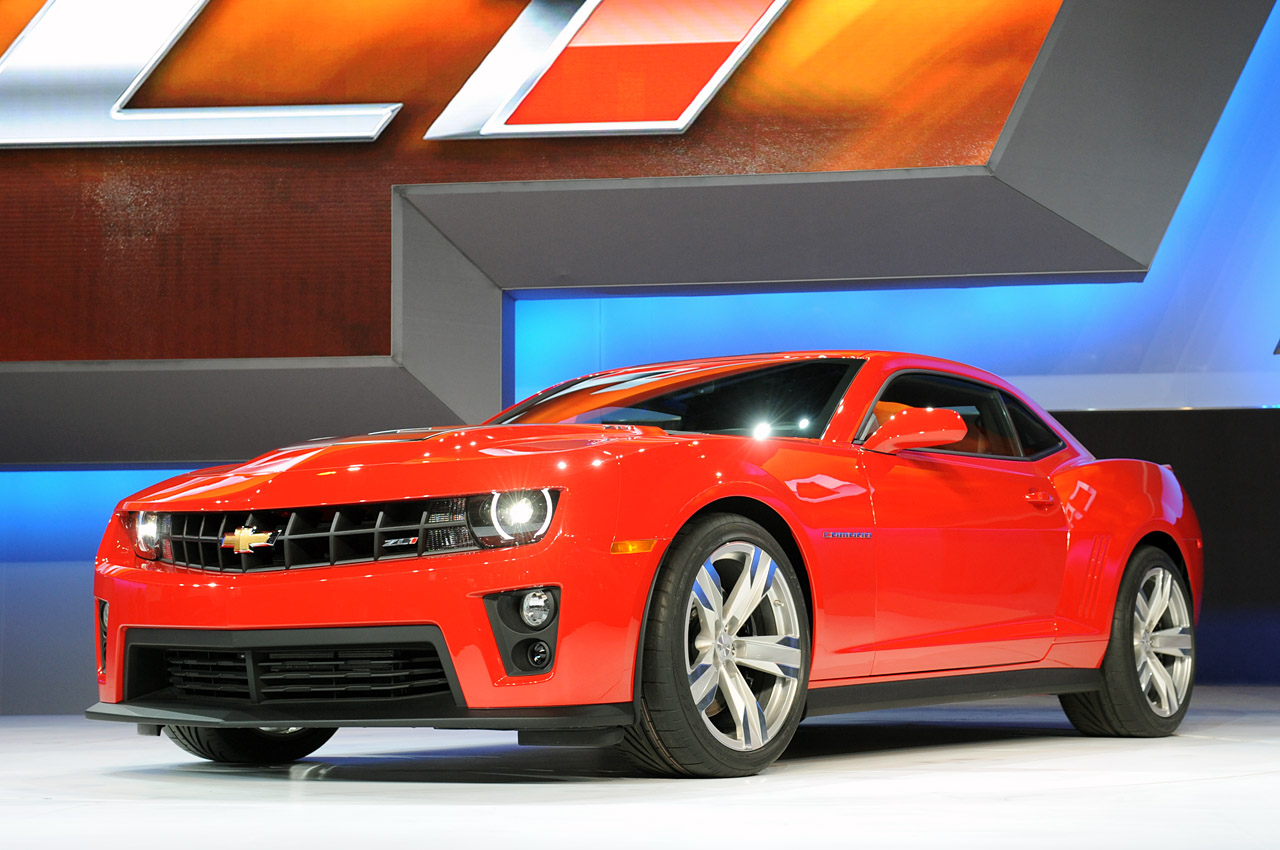 2012 CHEVROLET CAMARO ZL1 HD WALLPAPER
