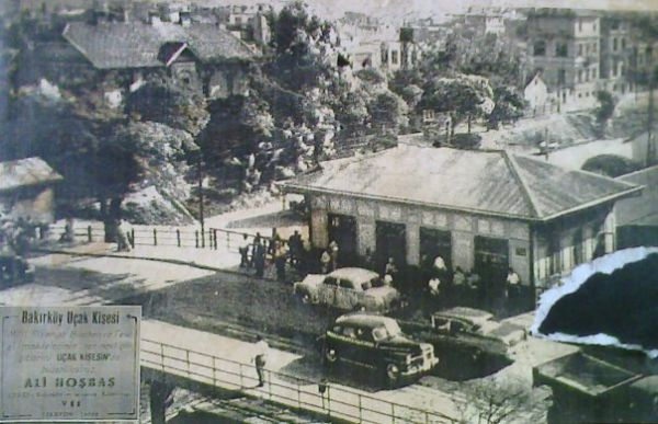 Gc6y79m Hebdomon Makrihori Bakırköy Traditional Cache In