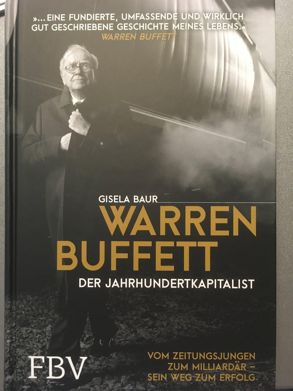 Neuerscheinung Warren Buffett