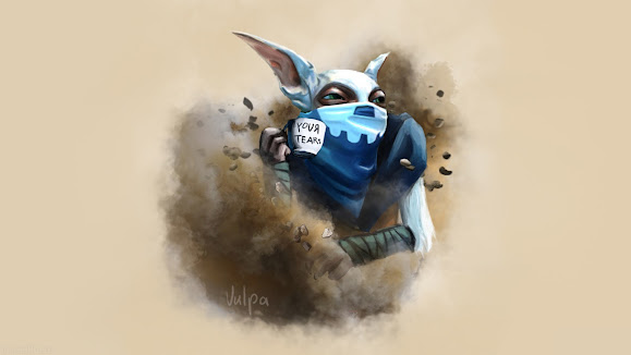 meepo the geomancer dota 2 hero game hd wallpaper
