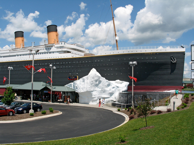 museum titanic