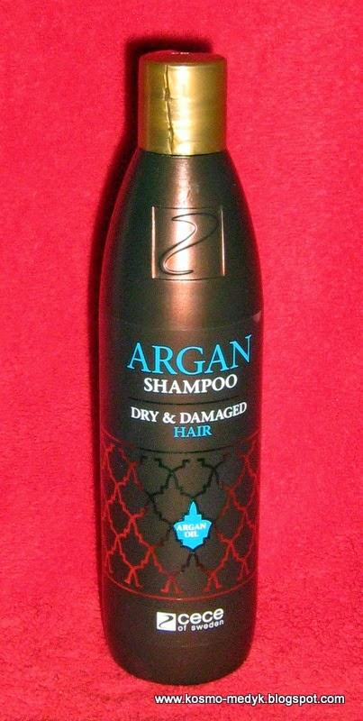 Szampon z olejkiem arganowym - Cece of Sweden