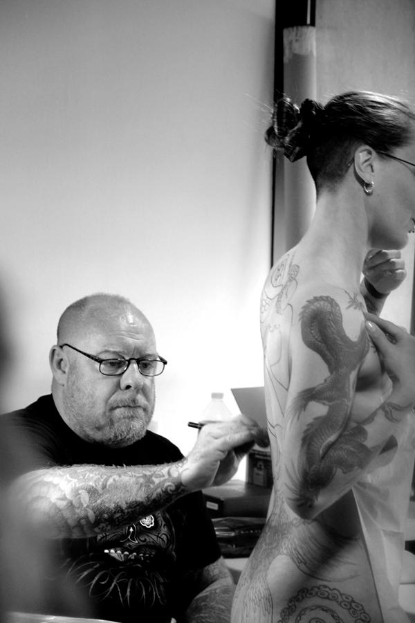 convention tatouage rennes - Tatouage La Rennes Tattoo Convention c'est dans un mois
