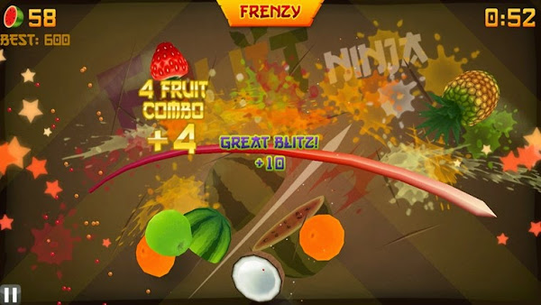 Fruit Ninja APK Android