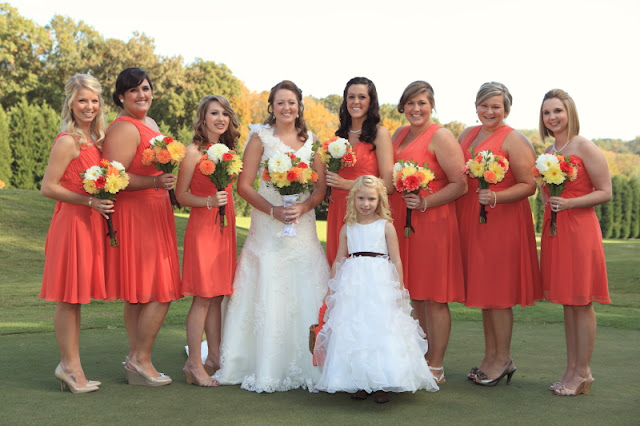 photos of the bridesmaids at a Bermuda Run Counrty Club Wedding in Bermuda Run North Carolina