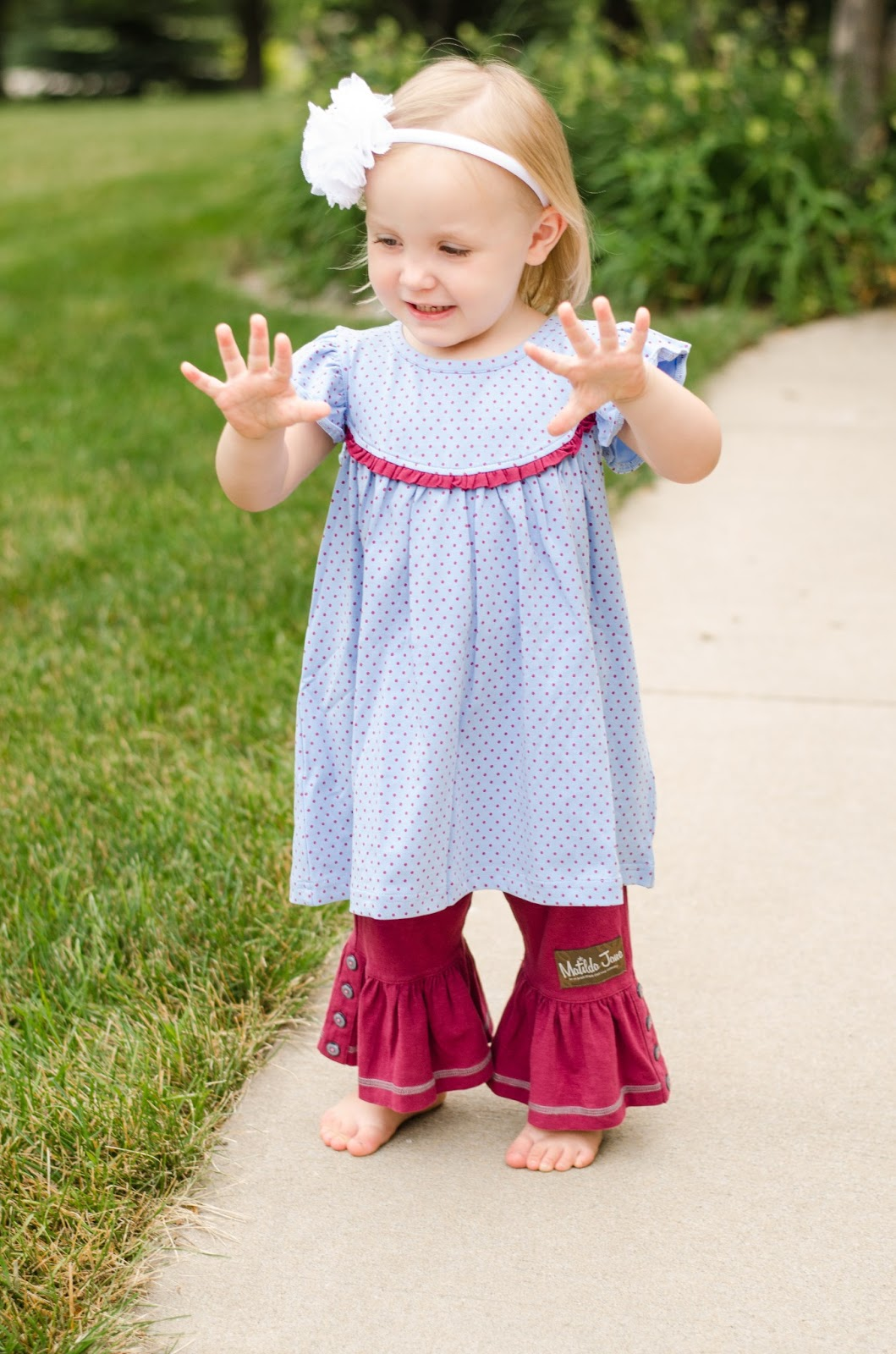 b8a084718bb3e Girls Just Wanna Have Fun!: Matilda Jane-- Trendy Tot Tuesday