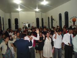 Igre. Liderança de Cristo Ariquemes