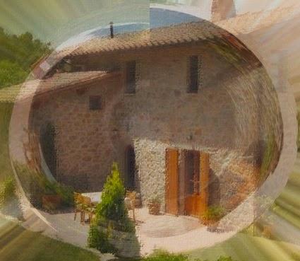 Nella casa in pietra